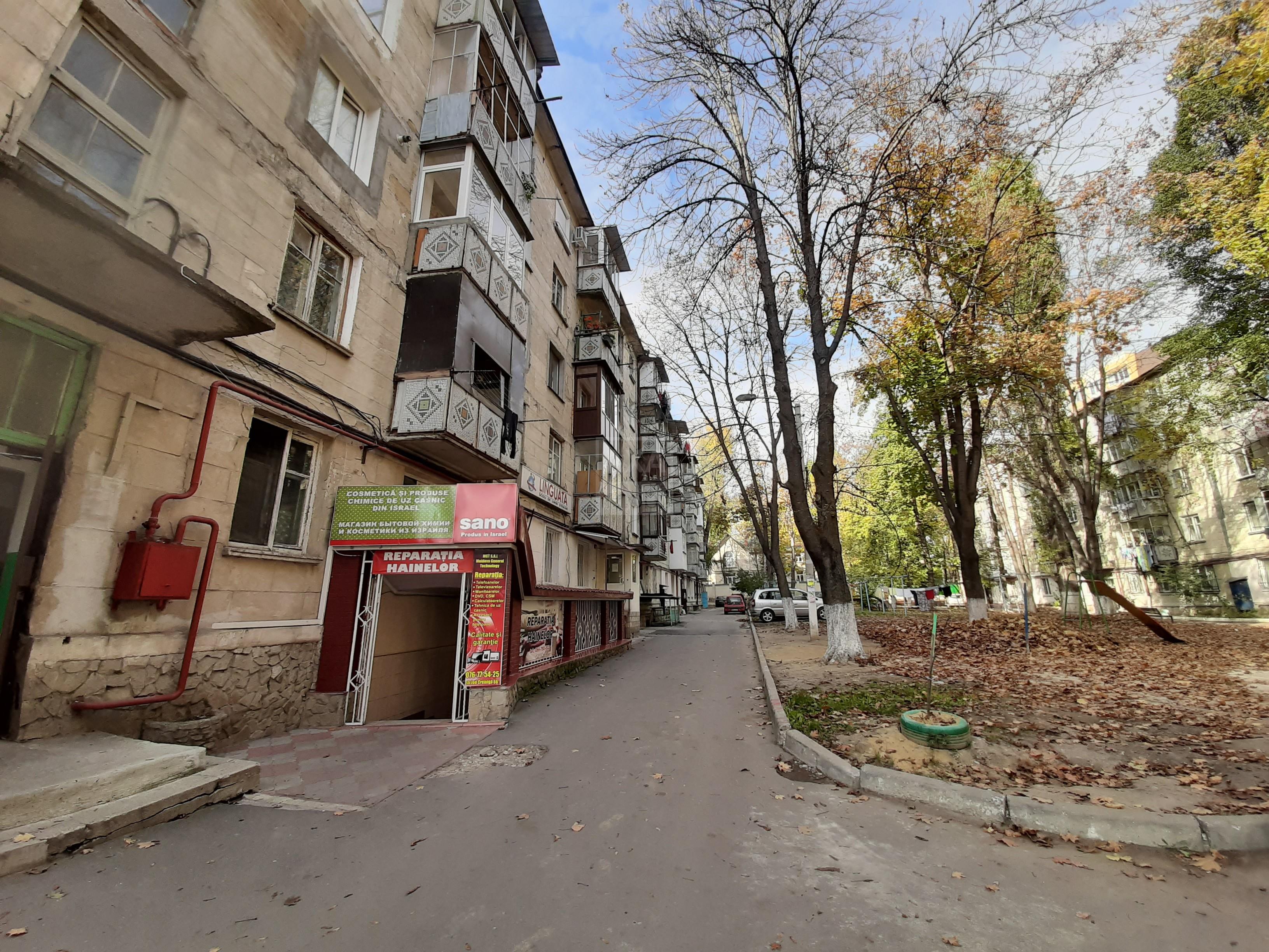 Buiucani, Ion Creanga Street