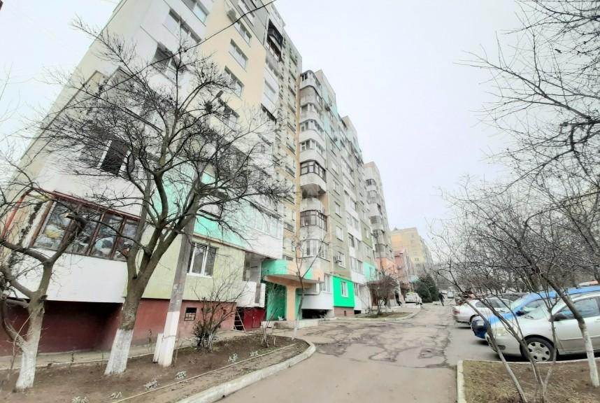 Ciocana, Nicolae Milescu Spătarul Street