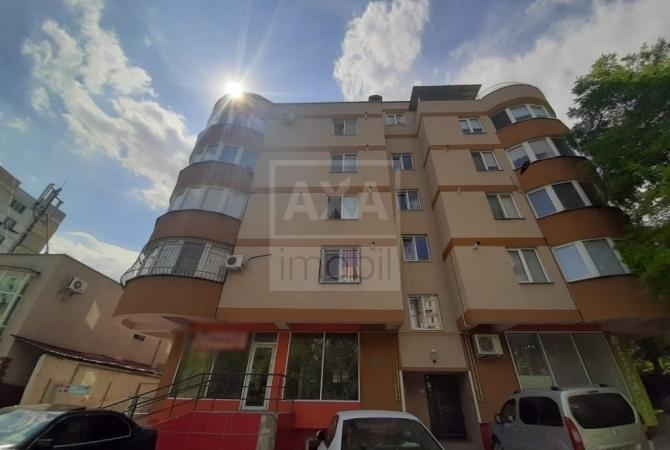 Ciocana, Nicolae Milescu Spаtarul Street