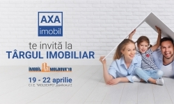 5 motive să vizitezi standul AXA Imobil la expoziția Imobil Moldova 2018