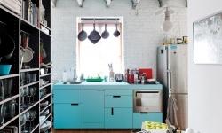 Idei mari pentru bucătării mici